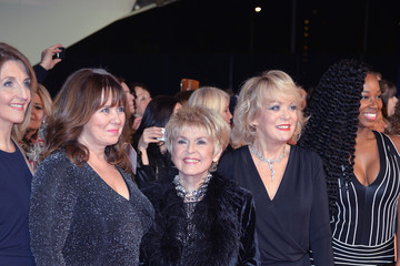 Sherrie Hewson National Television Awards - Red Carpet Arrivals