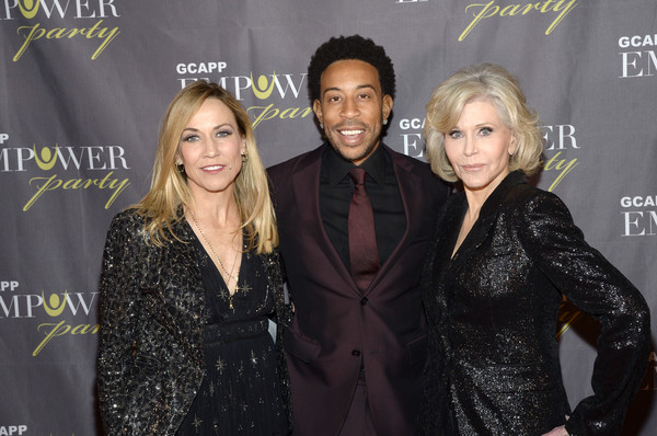Jane Fonda, Sheryl Crow Headline 'Empower Party' In Atlanta For Youth