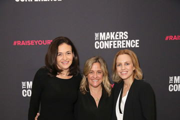 Sheryl Sandberg The 2018 Makers Conference - Day 2