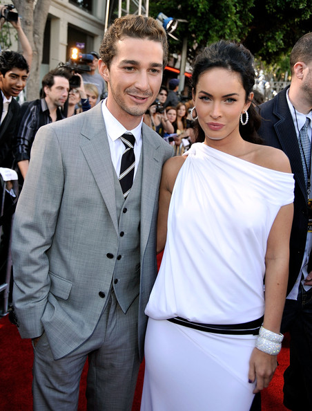 megan fox and shia labeouf transformers 2. Megan Fox and Shia LaBeouf