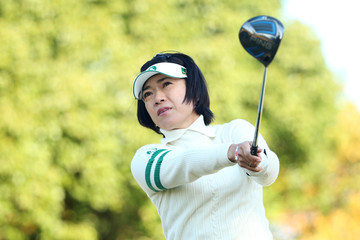 Shiho Oyama THE QUEENS Presented By KOWA - Day 1