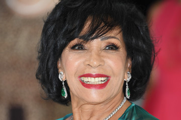 Shirley Bassey 71th Monaco Red Cross Ball Gala In Monaco