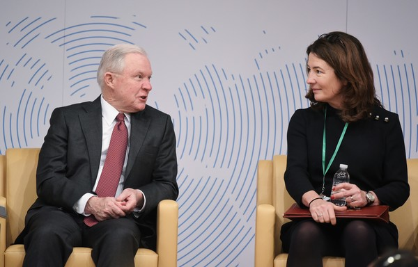 AG Jeff Sessions Discusses Anti-Corruption At The Int'l Finance Corporation