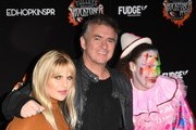 Shane Richie attends Shocktober Fest 2019 at Tully's Farm on October 04, 2019 in Crawley, England.