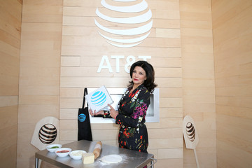 Shohreh Aghdashloo AT&T at the 2017 Film Independent Spirit Awards