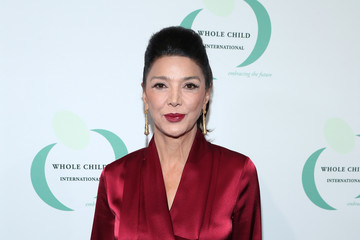 Shohreh Aghdashloo Whole Child International's Inaugural Gala In Los Angeles Hosted By The Earl And Countess Spencer - Red Carpet