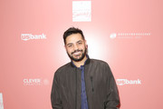 """Celebrity Fashion Designer and Co-Host Michael Costello arrives at """"Shop for Success"""": Dress for Success West Coast (LA) fundraiser on November 29, 2018 in Los Angeles, California."""