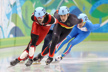 Nicolas Bean Short Track Speed Skating - Day 9