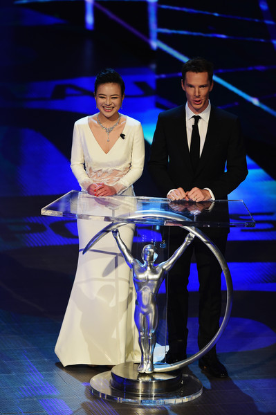Show - 2015 Laureus World Sports Awards - Shanghai
