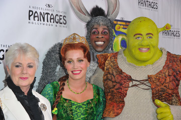 "Haven Burton ""Shrek The Musical"" - Los Angeles Opening Night"