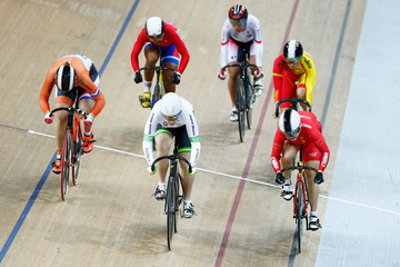 Shuang Guo UCI Track Cycling World Championships - Day Five