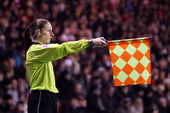 Sian Massey - Sunderland v Blackpool - Premier League
