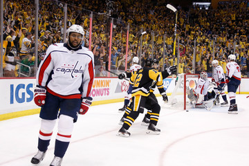 Sidney Crosby Washington Capitals vs. Pittsburgh Penguins - Game Four