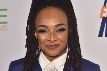Siedah Garrett 25th Annual Race To Erase MS Gala - Red Carpet