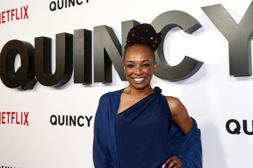 Siedah Garrett Netflix's 'Quincy' Los Angeles Special Screening