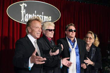 Hannelore Siegfried And Roy Attend The Fantissima Show At Phantasialand