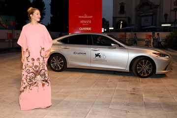 Sienna Miller Lexus At The 76th Venice Film Festival - Day 5