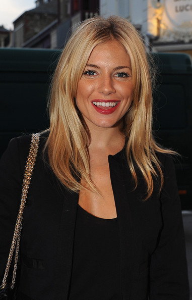 Sienna Miller Actress Sienna Miller attends the opening ceremony of the 21st British Film Festival on October 7, 2010 in Dinard, France.