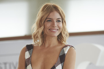 Sienna Miller 63rd San Sebastian Film Festival: Celebrities - Day 4