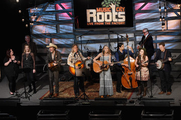 Sierra Hull Berklee Presents American Master Awards to T Bone Burnett, Gillian Welch and David Rawlings