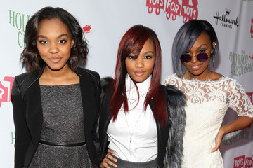Sierra McClain Arrivals at the Hollywood Christmas Parade — Part 2