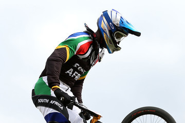 Sifiso Nhlapo Olympics Day 12 - Cycling - BMX