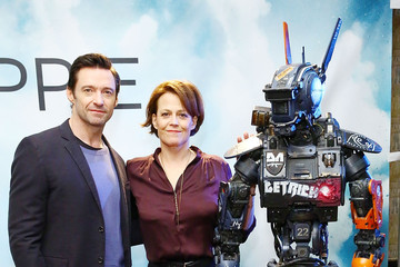 Sigourney Weaver 'Chappie' Photo Call in NYC