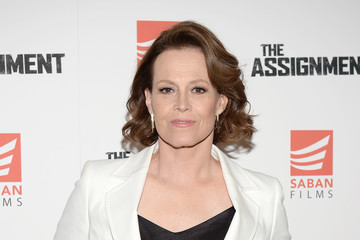 Sigourney Weaver 'The Assignment' New York Screening - Arrivals
