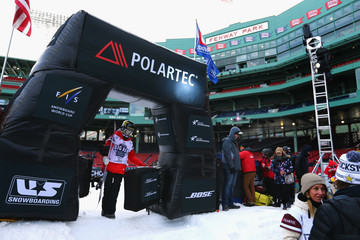 Silje Norendal Polartec Big Air at Fenway - Day 1