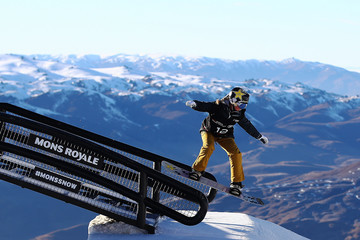 Silje Norendal Winter Games NZ - FIS Snowboard World Cup Slopestyle - Qualifying