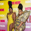 """Silky Nutmeg Ganache Los Angeles Premiere Of Season 2 Of HBO's Unscripted Series """"WE'RE HERE"""""""