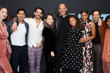 """Similce Diesel Premiere Of Netflix's """"Fast And Furious: Spy Racers"""" - Arrivals"""