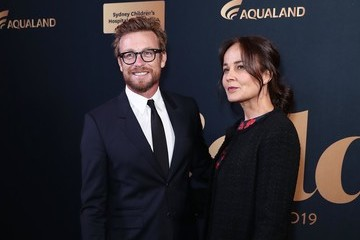Simon Baker Gold Dinner - Arrivals