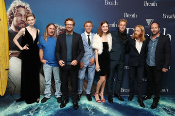 Simon Baker 'Breath Sydney' Red Carpet Premiere - Arrivals