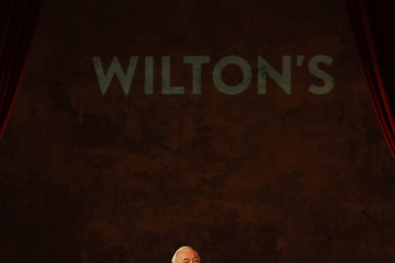Simon Callow The Prince of Wales & Duchess of Cornwall Visit Wilton's Music Hall