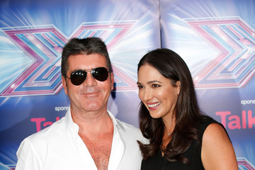 Simon Cowell 'The X Factor' Press Launch in London