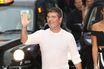 Simon Cowell 'Britain's Got Talent' - London Auditions - Photocall