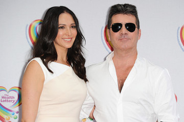 Simon Cowell Arrivals at the Health Lottery Tea Party