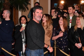 Simon Cowell 'Britain's Got Talent' - Blackpool Auditions - Photocall