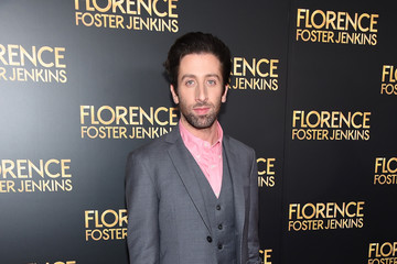 Simon Helberg 'Florence Foster Jenkins' New York Premiere - Arrivals