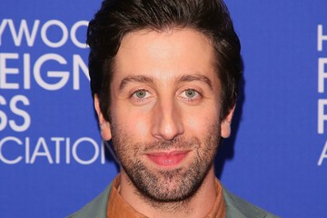 Simon Helberg Hollywood Foreign Press Association's Grants Banquet - Arrivals