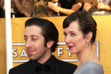 Simon Helberg 20th Annual Screen Actors Guild Awards - Arrivals