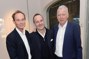 Simon Lee Laurence & Patrick Seguin Host an Intimate Dinner in Celebration of the Opening of Their London Gallery