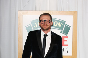 Simon Pegg Jameson Empire Awards 2015 - Winners Room