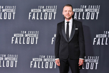 Simon Pegg 'Mission: Impossible - Fallout' US Premiere