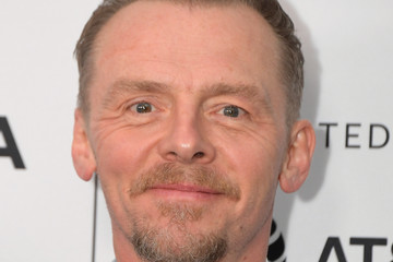 Simon Pegg Tribeca TV: The Boys - 2019 Tribeca Film Festival