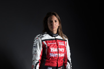 Simona De Silvestro 2017 Supercars Media Day