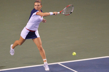 Simona Halep Toray Pan Pacific Open: Day 4