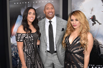 Simone Alexandra Johnson Premiere Of Warner Bros.' 'San Andreas' - Red Carpet