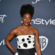 Simone Biles 21st Annual Warner Bros. And InStyle Golden Globe After Party - Arrivals